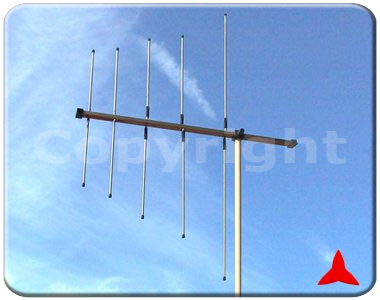 ARL87R/F108XZ  Radiomonitoring FM - Logarithmic log periodic Measurements antennas FM 87-108 MHz Protel