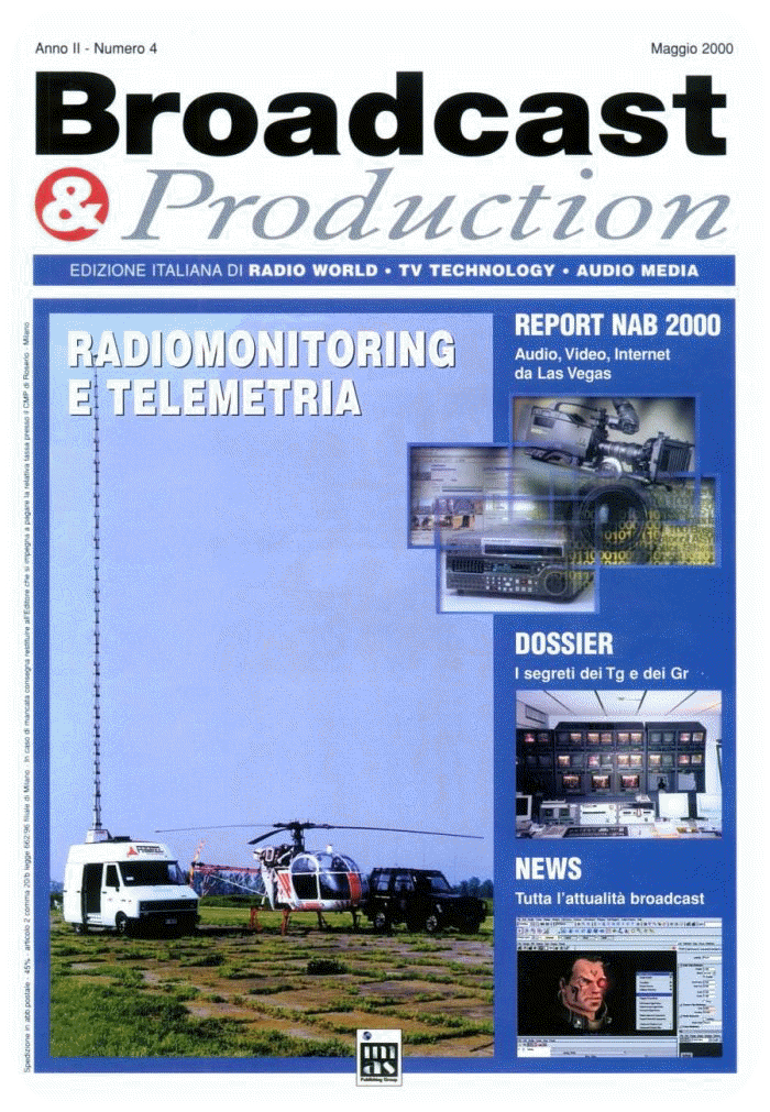 Protel Press Broadcast Production Magazine 05-2000