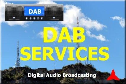 DAB SERVICES antennas protel 174-230 MHz