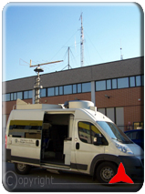 Antennas monitoring for mobile means - PROTEL