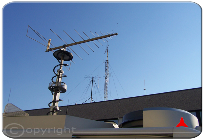 Antennas monitoring centers Fixed and mobile units - PROTEL
