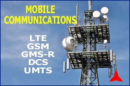 Mobile communication antennas - new products