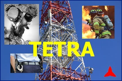 new products - tetra antennas Protel
